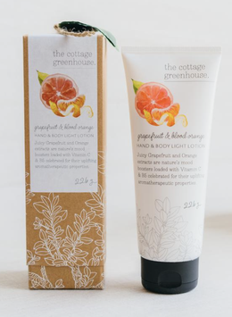 Hand and Body Light Lotion