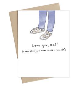 Socks + Sandals