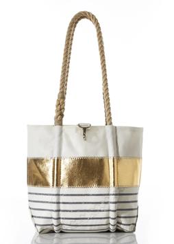 Mariner Stripe Handbag