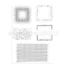 Clear Stamp *Akzente Flächen*