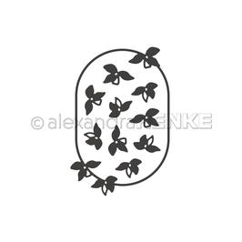 Die *Rahmen mit Blüten*