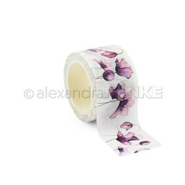 Washitape *Tulpen violet* Alexandra Renke