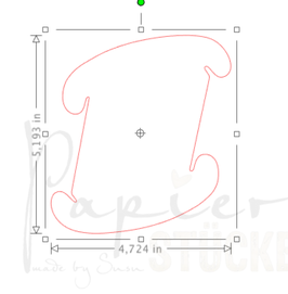 BigZ/ Stanze für Bigshot & Co *Rhombus* (für Lampen)