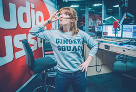 """GINGER SQUAD"" SWEATER"