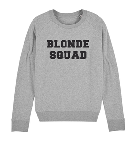 """BLONDE SQUAD"" SWEATER"