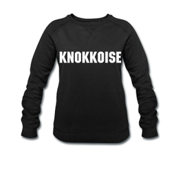 """KNOKKOISE CLASSIC CITY"" SWEATER"