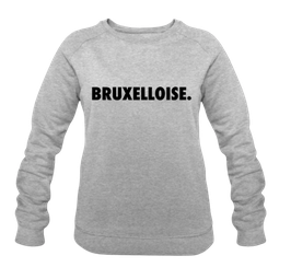 """BRUXELLOISE NEW CITY"" SWEATER"