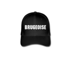 """""""BRUGEOISE"""" FULL CAP"""