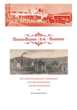 Saar Brauereien Heft 1