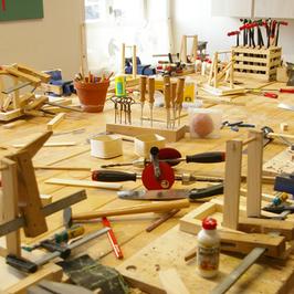 Werkstatt-Grundausstattung Klein