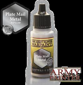Plate Mail Metal (Plattenpanzer Metall)