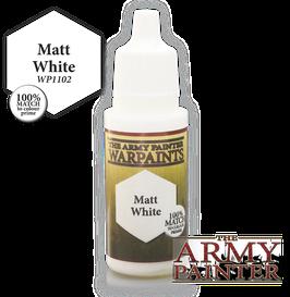 Matt White (Mattes Weiß)