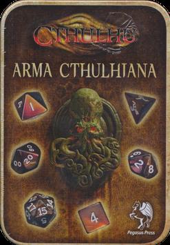 Arma Cthulhiana Würfelset
