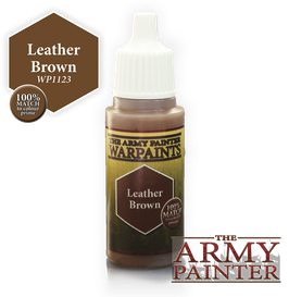 Leather Brown (Leder Braun)