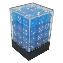 Frosted Dice Box 36 Würfel