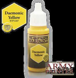 Daemonic Yellow (Demonisches Gelb)