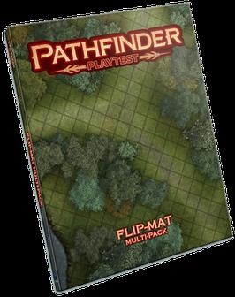 Pathfinder Playtest Flip-Mat Multi-Pack