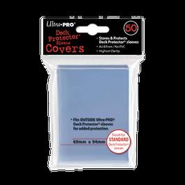 Kartenhüllen UltraPro Deck Protector Sleeves Durchsichtig Übergröße
