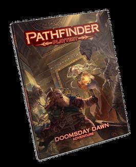 Pathfinder Playtest Adventure: Doomsday Dawn (Englisch)