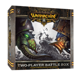 Warmachine MK3 Two Player Battle Box (plastic)  B-Ware