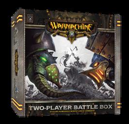Warmachine MK3 Two Player Battle Box (plastic)  B-Ware