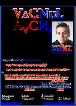 Contra.Portada y CURRICULUM VITAE, Autor e Instructor Técnico, Porpietario de Corporación VACNUL S.A.