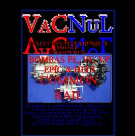 Libro Técnico Sistemas Diesel Electrónico Sistemas Bombas VE, ZEXEL, BOSCH VP44,Sistemas HEUI & COMMON RAIL,