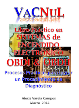 LIBRO PRÁCTICO en SISTEMAS de ENCENDIDO ELECTRÓNICO OBDI & OBDII