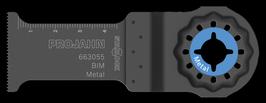 BIM INVALZAAGBLAD METAAL 32 X 50 - 1.3MM