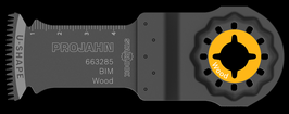BIM INVALZAAGBLAD (HARD) HOUT 32 X 50 - 1.8MM
