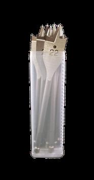 Houtspeedboren lengte 150 mm in 10 st. koker