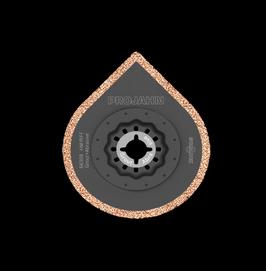 HM CARBIDE SEGMENTZAAG-SCHUURBLAD K40 - 3.0 X 70MM