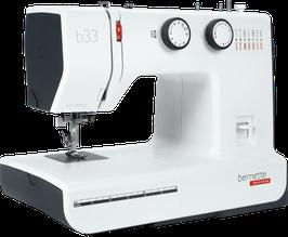 Bernette 33 De betaalbare naaimachine voor beginners – compact en gemakkelijk in gebruik