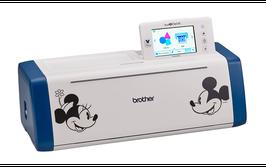 NIEUW  NIEUW ScanNCut SDX2200D Disney thuis- en hobby-snijmachine Nu tijdelijk met gratis Roll Feeder twv, €69.99