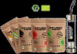 Infused energy Big Starter Pack