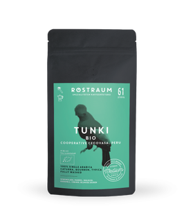Röstraum TUNKI Bio, Direct Trade