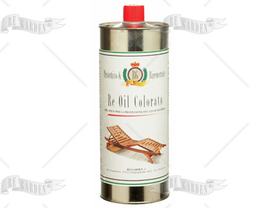 Art 7098 Olio Colorato per Keruing