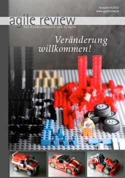 agile review 2012/01 - leider vergriffen!