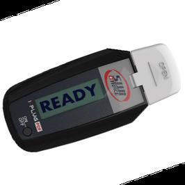 iPlug IPMT8-D - USB-Temperatur-Datenlogger, multi-use mit Display
