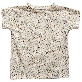 NIEUW - Shirt millefleurs korte mouw