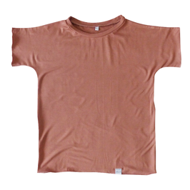 NIEUW - Shirt bamboe klei roze