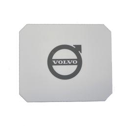 Volvo Eiskratzer mit Volvo Iron Mark