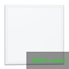 LED Panel 62x62 cm - 36 Watt
