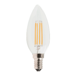 4 Watt E14 Filament Lampe