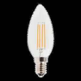 4 Watt E14 Filament Lampe - dimmbar