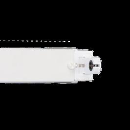 Röhrenfassung 1x120cm