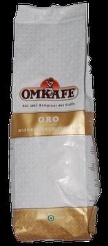 Omkafé Oro 1 kg in ganzen Bohnen