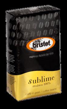 Bristot - Sublime 100% Arabica 1 kg.