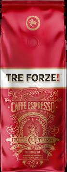 TRE FORZE! Espresso Kaffee 1kg ganze Bohnen