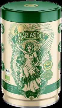 """Maria Sole """"Linea Verde"""" 250g in ganzen Bohnen"""